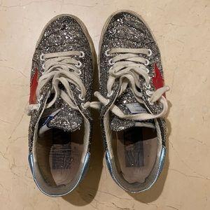 Golden goose sparkles sneakers